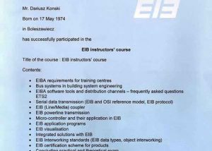 Certificate EIB i-1
